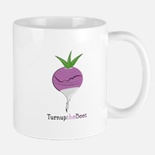 Turn Up the Beet Mugs