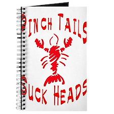 Pinch Tails Crawfish Journal