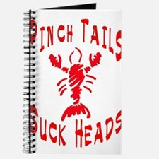 Pinch Tails Crawfish Journal