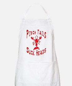 Pinch Tails Crawfish Apron