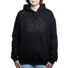 Come To The Dark Side (W Women's Hooded Sweatshirt
