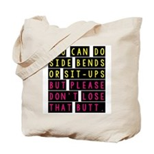 That Butt Tote Bag