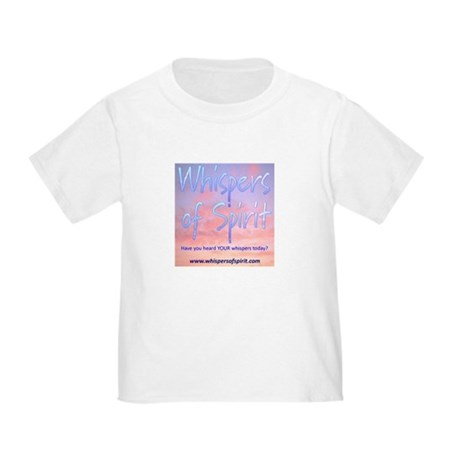 Whispers of Spirit Toddler T-Shirt