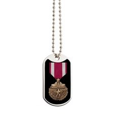 Meritorious Service Medal Dog Tags