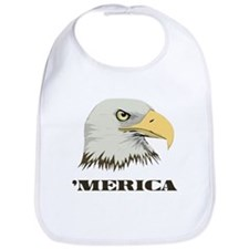 Unique Memorial day Bib