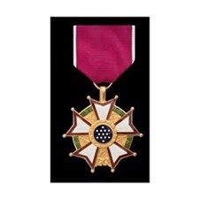 Legion of Merit Medal Decal