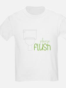 Toilet Etiquette T-Shirt