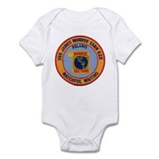 USS JAMES MONROE Infant Bodysuit
