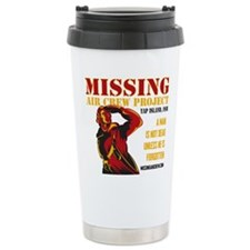 Missing Air Crew Project Travel Mug