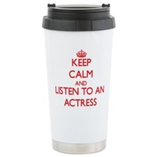 Cool Actors Travel Mug