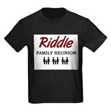 Riddle Family Reunion T