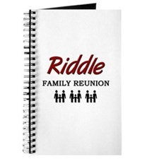 Riddle Family Reunion Journal