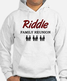 Riddle Family Reunion Hoodie