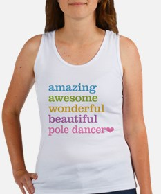 Pole Dancer Tank Top