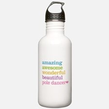 Pole Dancer Water Bottle