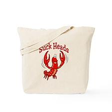 Crawfish Suck Heads Tote Bag