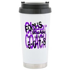 Unique Cheerleader coach Thermos Mug
