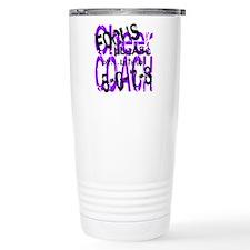 Cool Cheer coach Travel Mug