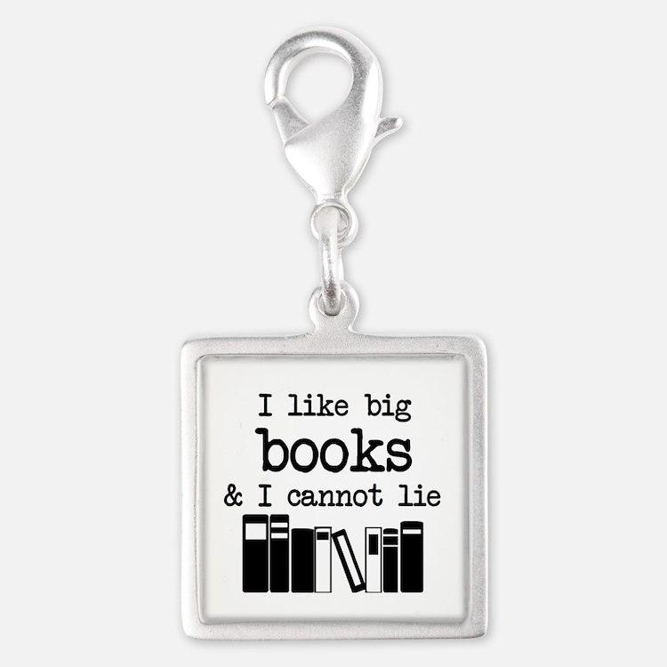 I like Big Books Charms