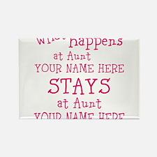 Aunts House Magnets
