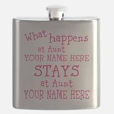 Aunts House Flask