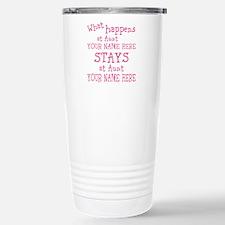 Aunts House Travel Mug