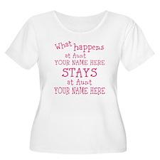 Aunts House Plus Size T-Shirt