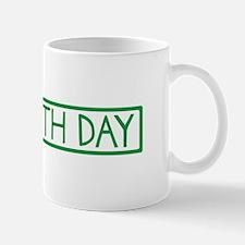 Earth Day Date Mugs