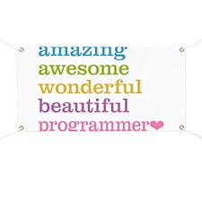 Programmer Banner