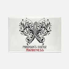 Parkinsons Disease Awareness Rectangle Magnet