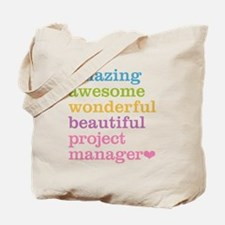 Project Manager Tote Bag
