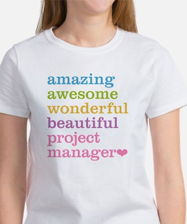 Project Manager Women's T-Shirt