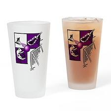 lacross2 Drinking Glass