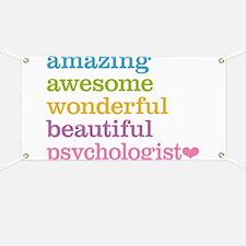 Psychologist Banner