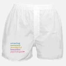 Psychologist Boxer Shorts