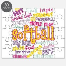 Softball Puzzle