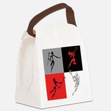 lacross10.png Canvas Lunch Bag