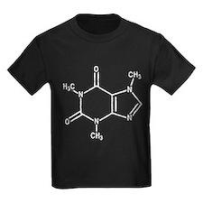 Cute Caffeine molecules T