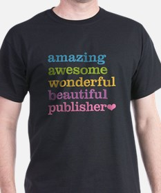Awesome Publisher T-Shirt