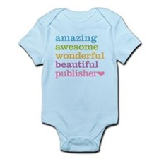 Awesome Publisher Body Suit
