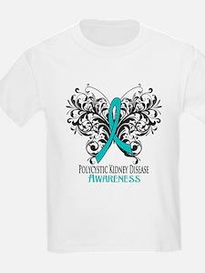 Polycystic Kidney Disease Awar T-Shirt