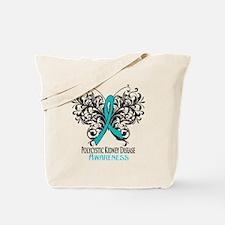 Polycystic Kidney Disease Awareness Tote Bag