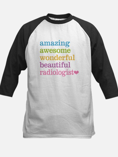 Awesome Radiologist Baseball Jersey