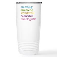 Awesome Radiologist Travel Coffee Mug
