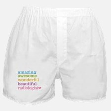Awesome Radiologist Boxer Shorts