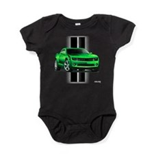 Cute New camaro Baby Bodysuit