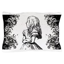 Alice Swirls Pillow Case