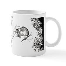 Cheshire Cat Swirls Mug