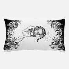 Cheshire Cat Swirls Pillow Case