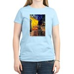 Cafe & Newfoundland Women's Light T-Shirt